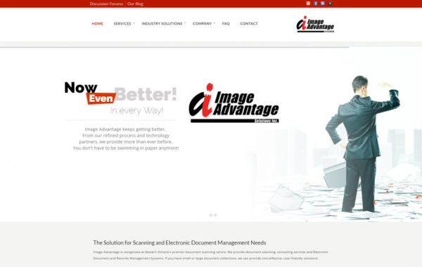 Web Design Kingston | Our Portfolio | Image Advantage