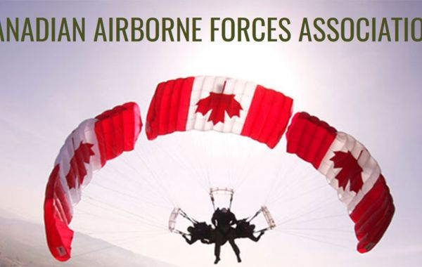 Website Design Kingston | Portfolio | Canadian Airborne Forces