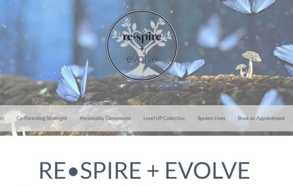 Website Design Kingston | Respire and Evolve