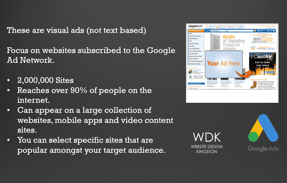 Google Display Ads | Website Design Kingston