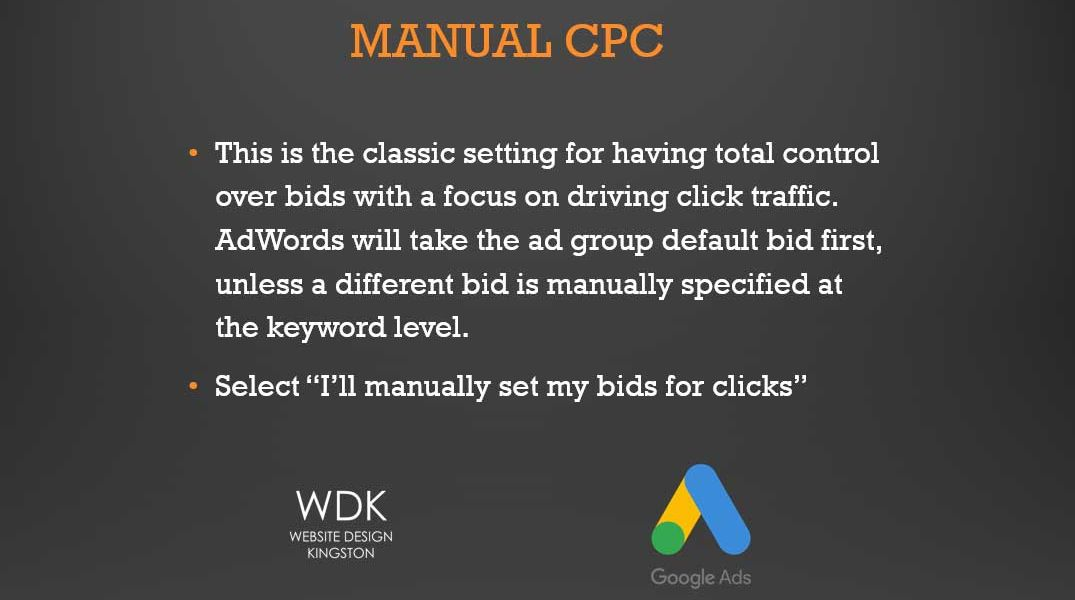 Cost Per Click Bidding Strategy | Google Ads