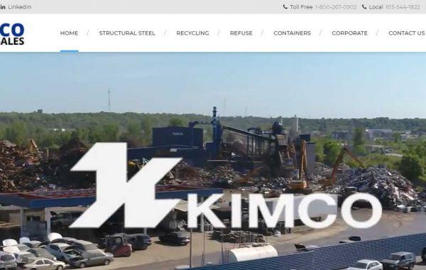 KIMCO Steel Sales | Portfolio