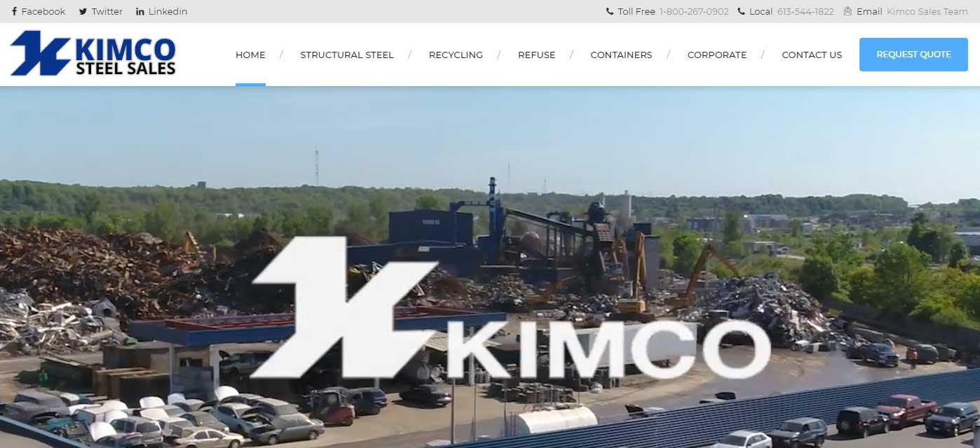 KIMCO Steel Sales   Portfolio
