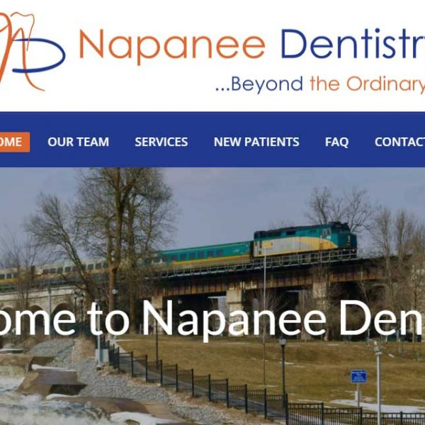 Portfolio | Napanee Dentistry