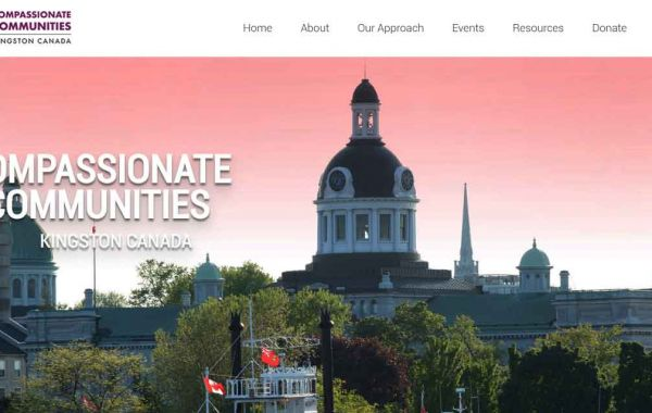 Compassionate Communities Kingston | Portfolio