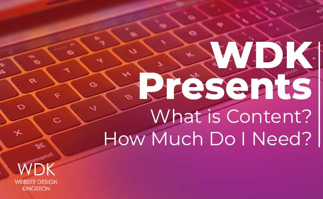 Why is Content so Important for my Website?