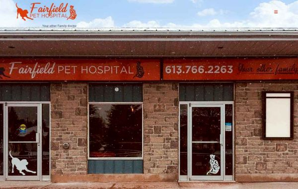 WDK Portfolio | Fairfield Pet Hospital