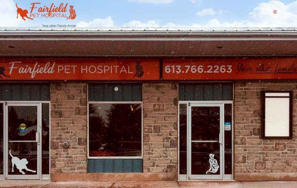 WDK Portfolio | Fairfield Pet Hospital