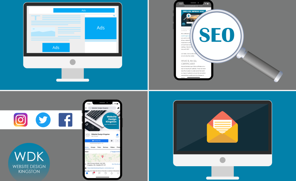 4 digital marketing examples