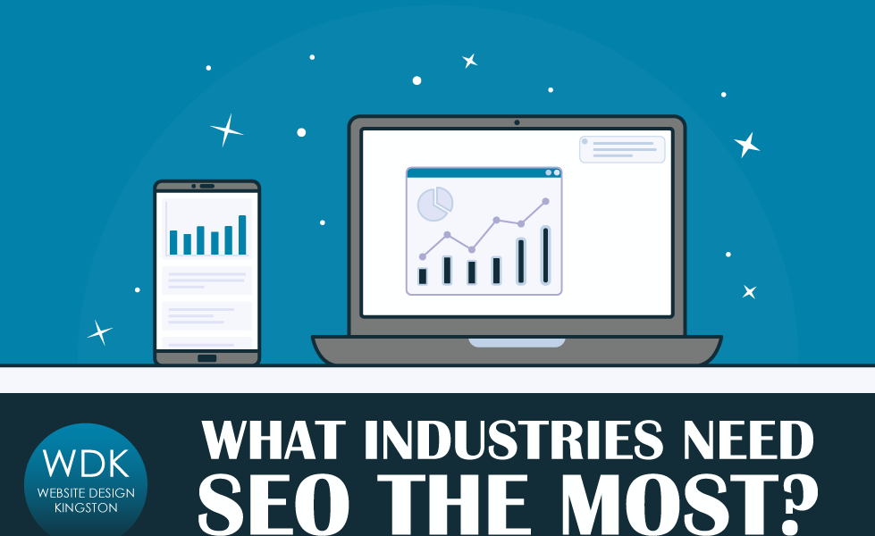 what industries need seo the most?