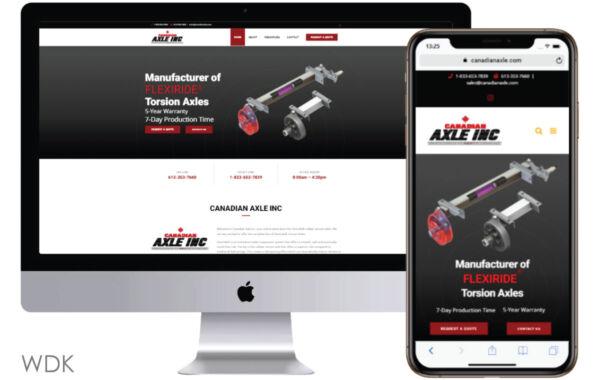 Canadian Axle Inc. Portfolio